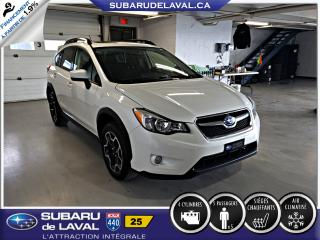 Used 2015 Subaru XV Crosstrek 2.0i Sport Awd ** Toit ouvrant ** for sale in Laval, QC
