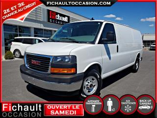 Used 2018 GMC Savana 2019 GMC SAVANA 3500 ALLONGÉ 6.0L for sale in Châteauguay, QC
