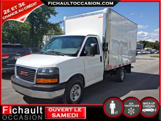 Used 2018 GMC Sierra 3500 CUBE 12 PIEDS ROUES SIMPLE for sale in Châteauguay, QC