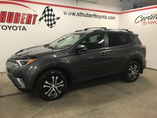 Used 2016 Toyota RAV4 2016 Toyota RAV4 - AWD 4dr LE for sale in St-Hubert, QC