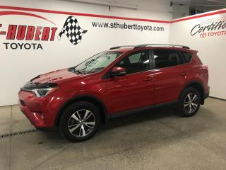 Used 2017 Toyota RAV4 2017 Toyota RAV4 - AWD 4dr XLE for sale in St-Hubert, QC