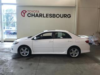Used 2010 Toyota Corolla XRS for sale in Québec, QC