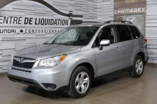Used 2015 Subaru Forester 2.5+AWD+GR ELECTRIQUE+AIR CLIM for sale in Laval, QC