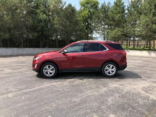 Used 2018 Chevrolet Equinox Premier AWD for sale in Cayuga, ON