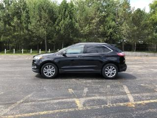 Used 2019 Ford Edge Titanium AWD for sale in Cayuga, ON