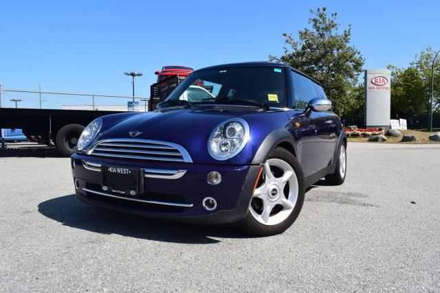 2005 MINI Cooper ROOF/LEATHER/AC/PL/PW/CD