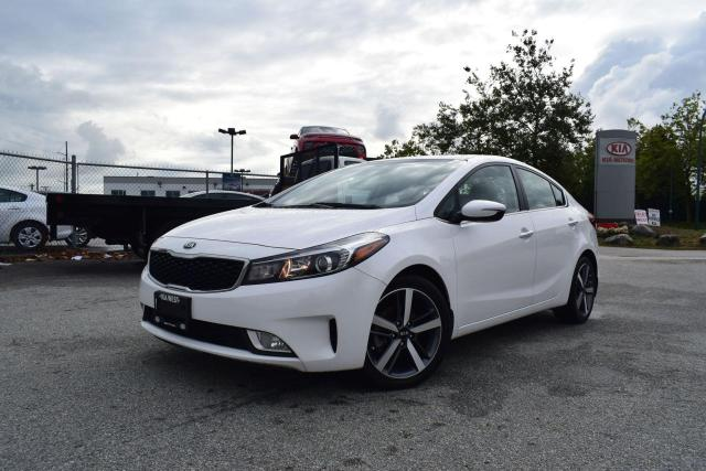 2017 Kia Forte ROOF/LEATHER/PL/PW/CD/ABS