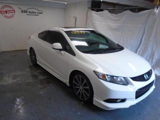 Used 2013 Honda Civic SI for sale in Ancienne Lorette, QC