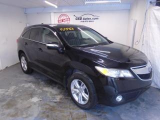 Used 2014 Acura RDX for sale in Ancienne Lorette, QC