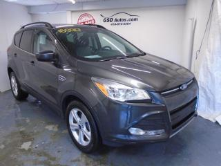 Used 2016 Ford Escape 2016 ford escape - fwd 4dr se for sale in Ancienne Lorette, QC