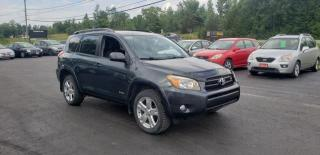Used 2007 Toyota RAV4 Sport for sale in Madoc, ON