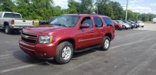 Used 2011 Chevrolet Tahoe LT leather 8 passenger safetied LT w/1SC for sale in Madoc, ON