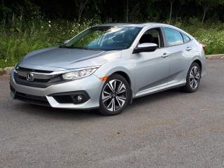 Used 2016 Honda Civic EX-T    Attente Approbation for sale in Boucherville, QC