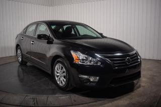 Used 2015 Nissan Altima 2.5S CAMERA RECUL BLUETOOTH A/C for sale in St-Hubert, QC
