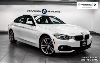 Used 2016 BMW 428i xDrive Gran Coupe -1OWNER NO ACCIDENTS  for sale in Newmarket, ON