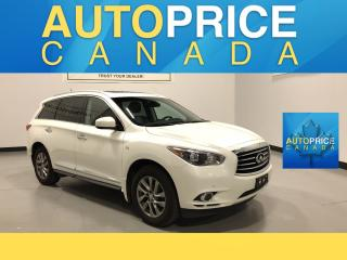 Used 2015 Infiniti QX60 MOONROOF|NAVIGATION|LEATHER for sale in Mississauga, ON