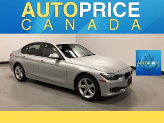 Used 2015 BMW 320 i xDrive NAVIGATION|LEATHER for sale in Mississauga, ON