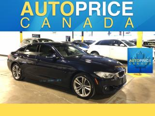 Used 2016 BMW 428i Gran Coupe i xDrive SPORT PKG NAVIGATION MOONROOF for sale in Mississauga, ON
