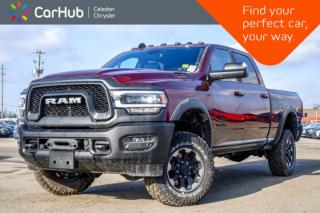 New 2019 RAM 2500 New Truck Power Wagon|4x4|Navi|Backup cam|Bluetooth|Heated Front Seats|R-Start for sale in Bolton, ON