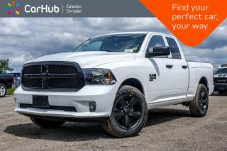 Used 2019 RAM 1500 Classic New Truck Express Night Edition|4x4|RamBox|Bluetooth|Backup Cam|Apple Car|Keyless Entry|20