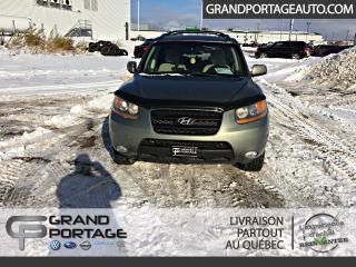 Used 2008 Hyundai Santa Fe AWD,V6 3.3L,automatique, GL for sale in Rivière-Du-Loup, QC