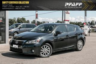 Used 2013 Lexus CT 200h CVT for sale in Orangeville, ON