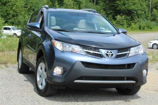 Used 2014 Toyota RAV4 Traction intégrale 4 portes XLE for sale in Shawinigan, QC