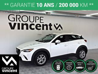 Used 2019 Mazda CX-3 GS AWD ** GARANTIE 10ANS ** Comme neuf! for sale in Shawinigan, QC