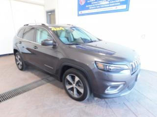 Used 2019 Jeep Cherokee Limited LEATHER NAVI for sale in Listowel, ON