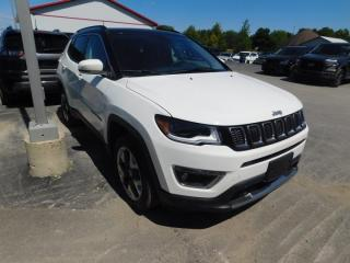 Used 2018 Jeep Compass LIMITED for sale in Listowel, ON