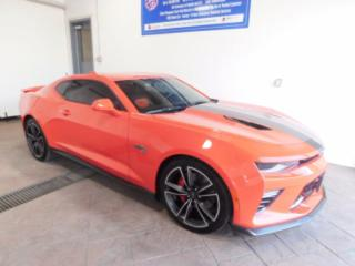 Used 2018 Chevrolet Camaro 2SS *MANUAL* for sale in Listowel, ON