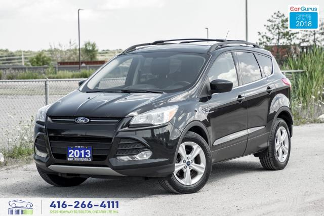 2013 Ford Escape SE Leather/Sunroof/NavGps Certified 1Owner Finance