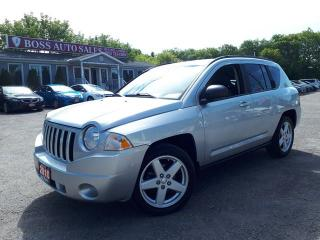 Used 2010 Jeep Compass LIMITED for sale in Oshawa, ON