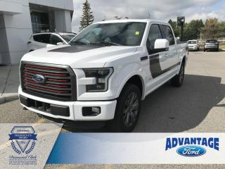 Used 2016 Ford F-150 Lariat Heated Seats - Remote Start for sale in Calgary, AB