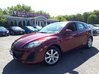 Used 2011 Mazda MAZDA3 GX-SPORT for sale in Oshawa, ON