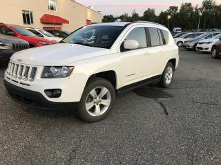 Used 2015 Jeep Compass NORTH 4X4 for sale in Sherbrooke, QC