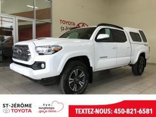 Used 2016 Toyota Tacoma * 4X4 * TRD SPORT * GPS * TOIT OUVRANT * for sale in Mirabel, QC