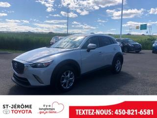 Used 2016 Mazda CX-3 AWD * CUIR * TOIT * MAGS * 61 000 KM * for sale in Mirabel, QC