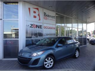 Used 2011 Mazda MAZDA3 2011 Mazda Mazda3 AUTOMATIQUE AVEC CLIMATISEUR for sale in Blainville, QC