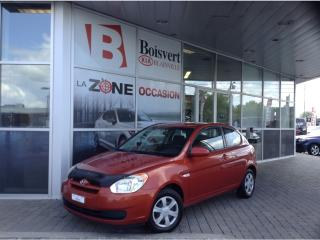 Used 2007 Hyundai Accent 2007 Hyundai Accent AUTO, DÉMARREUR DISTANCE for sale in Blainville, QC