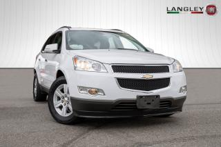 Used 2010 Chevrolet Traverse 1LT TINTED WINDOWS, MULTI-MEDIA JACKS, REAR AIR! for sale in Surrey, BC