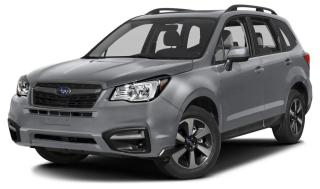 Used 2017 Subaru Forester 2.5i Convenience for sale in Charlottetown, PE