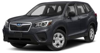 New 2019 Subaru Forester 2.5i Sport THE COMPLETELY REDESIGNED 2019 FORESTER IS A IIHS TOP SAFETY PICK FOR ALL LIFE'S RALLIES! for sale in Charlottetown, PE