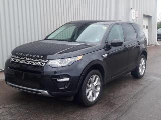 Used 2016 Land Rover Discovery Sport HSE Si4 PANAROOF for sale in Charlottetown, PE