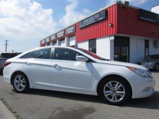 Used 2012 Hyundai Sonata Limited 9,495+HST+LIC FEE / CERTIFIED / /LIMITED /NAVI / CLEAN CARFAX for sale in North York, ON