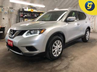 Used 2016 Nissan Rogue AWD * Reverse camera * Sport/eco/normal mode * Hill assist * Heated mirrors * Hands free steering wheel controls * Phone connect * Voice recognition * for sale in Cambridge, ON