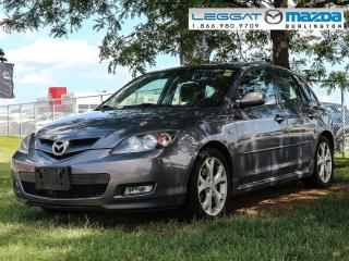 Used 2007 Mazda MAZDA3 GS for sale in Burlington, ON
