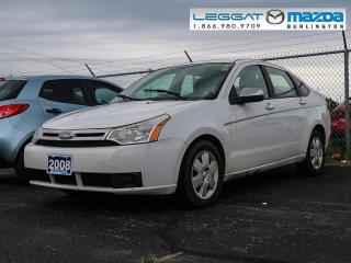 Used 2008 Ford Focus S for sale in Burlington, ON