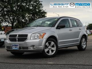 Used 2010 Dodge Caliber SXT for sale in Burlington, ON