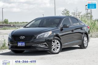 Used 2015 Hyundai Sonata Alloys Certified Serviced Financing NewBrakes Tint for sale in Bolton, ON
